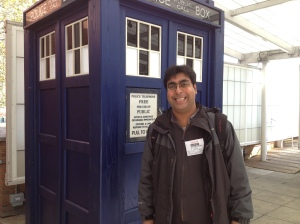 Kam with Tardis