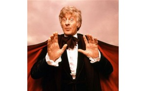 3rd Doctor Who Jon Pertwee