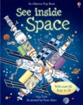 See Inside Space Usborne Flap Book